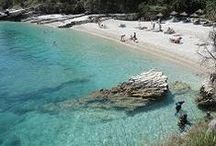 Kassiopi ... Corfu .. We love it!!!!!!! / This is a place that is very special ... a beautiful little fishing village in Corfu .. I have visited many times and have many wonderful memories .. it is the place where we will marry!