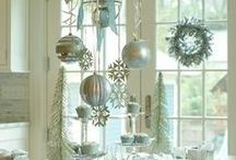 Holiday Decor / All holiday decorations / by Kristin Bennett
