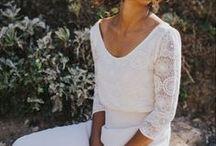 LA ROBE / Mariages, robes de mariée