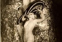 Classic Burlesque / Vintage burlesque and stage show pictures and ads  / by Moriba
