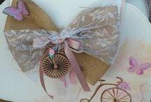 Xειροποίητα βαπτιστικά πακέτα από Irene Art / βαπτιστικά - μπομπονιέρες - διακόσμηση rboutiva@yahoo.gr