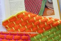 Knitting - Stitches