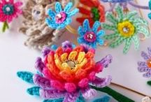 crochet flowers pattern