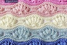 stitch ~ knitting ~crochet