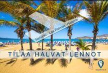 Las Palmas Lentokenttä Gran Canaria (LPA) / Las Palmas Lentökettä Kuvat