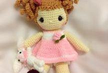 crochet toy's - Πλεκτές κουκλίτσες / Πλεκτά παιχνίδια