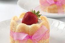 Pasta / Cake