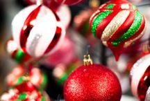 Karácsony zöldben és pirosban