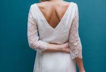 MARIAGE CIVIL / Robes et combinaisons pour les mariages civils