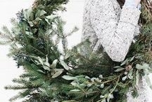 ... wonderful time of the year ... / christmas inspiration in a natural, minimal style