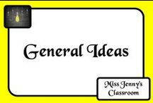 General / Ideas for making my classroom more inviting and successful...and everything else that doesn't fit on any other board!