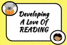Literacy: Reading / I love reading but how do I teach my students to love it as much as I do? Understanding what you read is important to loving what you read - let's get this book open!
