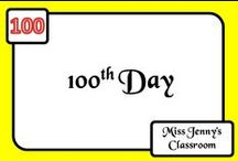 Celebration: 100th Day / Looking for something new to celebrate the 100th Day at school this year? Check this out!