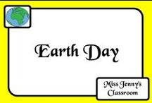Event: Earth Day / How can I help the students to understand what they need to do in order to ensure a future for our planet?