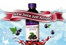 Blackcurrant Juice / The most delicious & nutrient filled blackcurrant juice!  / by VSC Cassis