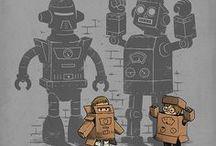 Robôs & Ciborgues