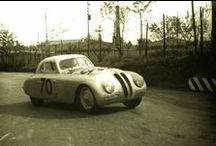 BMW 328 Coupé / Prototypes and custom built coupés to be raced in the 1940 Mille Miglia. One sports coupé made its debut in the 1939 Le Mans 24 Hours. | Year: 1939 | Number built: probably 3 | Technical specifications: in-line 6-cylinder, 1871 cc, 136 hp, 220 km/h