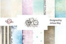 13@rts Products / 100 % Polish products - scrapbooking papers, artistic media and embellishments.