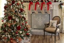 Christmas and Winter / Decorating and DIY projects for the holiday season! Home tours, holiday foods, gift ideas and more!