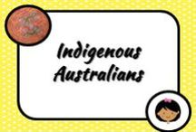 Indigenous Australians / Activities for incorporating an Australian Indigenous / Aboriginal focus into the classroom without making kids hate learning about history. Ok, let me see where I can start...