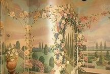 Wall murals / painting