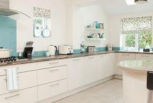 Kitchen  / Home design