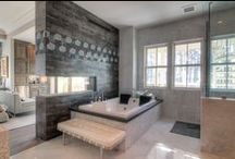 Bathrooms / Custom bathrooms by Borges Brooks Builders along the scenic 30A corridor.