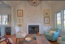 Living Rooms / Custom living rooms by Borges Brooks in Watercolor, FL and along the scenic 30A corridor.
