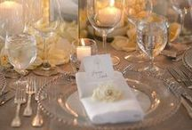 Ivory Allure / classic romantic white weddings / by Arlett Orsi Wedding Inspirations