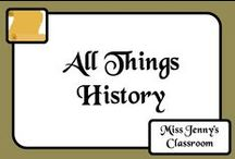 History / History is fascinating and here are a few bits and bobs to prove it!