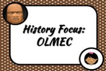 History: Olmec / A mysterious civilisation that left only cryptic clues about themselves...where did they really come from I wonder?