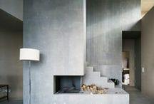 cheminées /fireplace