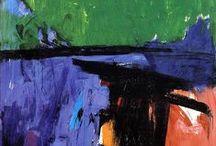 expressionnisme abstrait / peinture XXème siècle