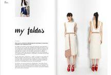My Faldas en los MEDIOS! / Publicaciones en prensa y en blogs de moda.
