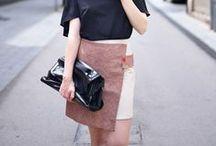 Look Bloggers / Propuestas de bloggers de moda con nuestras faldas :)