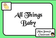Baby Corner / Ideas for the little ones in life. Some ideas are new and others old. But everything here is about BABIES!
