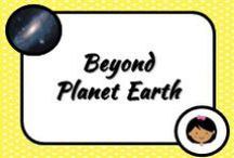 Science: Universe / Classroom ideas for teaching all about our solar system and beyond. The key is to find a way that gets their attention and that they haven't had before!