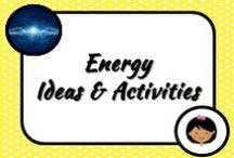 Science: Energy / Pow, boom, crackle - they all involve a form of energy. Let's get some energy and learn all about it!