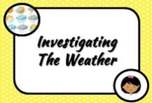 Science: Weather / Weather is a topic that kids can talk about before you teach them anything. So how can I go beyond the basics to make the lessons equip them with a deeper understanding?