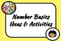 Math: Number / They need to start somewhere with math and this is where is all begins: with numbers.