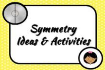 Math: Symmetry / Some things are symmetrical and others are not. Let's move beyond the basic and find some interesting and brilliant new ideas to use in the classroom.