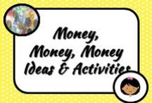 Math: Money / Money: we use it everyday and need to know how to get it correct or we risk getting completely ripped off!