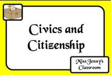 Civics & Citizenship / It can be such a dreary topic, especially for younger students. How then can I open their eyes to the possibility of learning this?