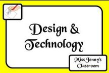 Design & Technology / Design it. Build it. Evaluate it. How much fun is design and technology? Have a look at these ideas and see!