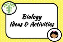 Science: Biology / It is a part of everything - biology is one big subject with lots to learn and teach.