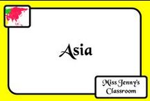 Asia / Asia is a continent but what else can you learn about it? Here's a place to start learning!