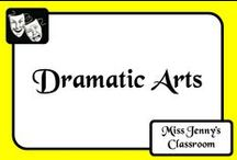Drama / Let's get creative with movement, voice projection and costumes! Drama is a fun and engaging way to teach and learn!