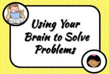 Math: Problem Solving / They can answer questions in math but can they apply their understanding to a variety or real life scenarios and problems? Let's find out!