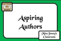 Aspiring Authors / Good sources of tips, publishers and much more to help achieving the dream of being a published author!