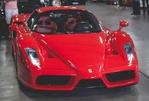 Ferrari Enzo / For all the fans of the Ferrari Enzo, enjoy this beautiful super car.